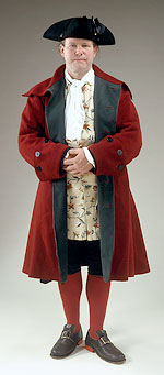 Men S Clothing From 1700