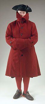 Men's Clothing from 1700