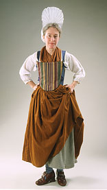 Women S Clothing From 1700