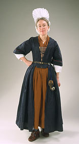 Women's Clothing from 1700